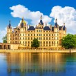 Ancient castle in Schwerin, Germany — Stock Photo #47583425