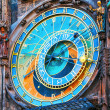 Astronomical clock in Prague, Czech Republic — Stock Photo #49451037