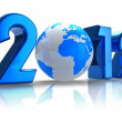 2012 New Year concept — Stock Photo #6392079