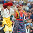 Young villagers artists on Festival of Ladakh Heritage — Stock Photo #20589313
