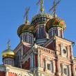 Russian orthodox church — Stock Photo #25719181