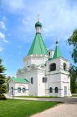 Gamla ryska kyrkan — Stockfoto