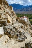 Mosteiro shey — Foto Stock