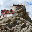 Thiksey Gompa — Stock Photo