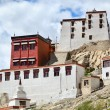 Stock Photo: Thikse Monastery