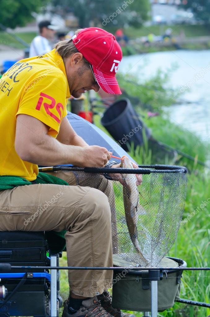 конкурсы на рыбалке