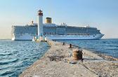 Cruise ship Costa Deliziosa — Stock Photo