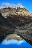 горный перевал — Стоковое фото