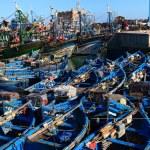 Essaouira port — Stock Photo #45053769