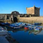 Essaouira port — Stock Photo #45079347