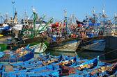 Fishing ships — Stock Photo
