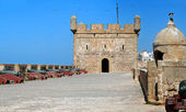 Fort in Essaouira — Foto Stock