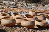 Clay handcraft — Stock Photo