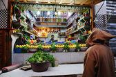Fez street market  — Stock Photo