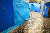Chefchaouen town — Stock Photo