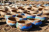Pottery workshop — Stock Photo