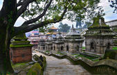 Old Hindu temple — Stock Photo