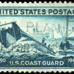USA - CIRCA 1945 Coast Guard — Stock Photo #11078846