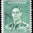 AUSTRALIA - CIRCA 1941 King George VI — Stock Photo #15486711