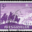 AUSTRALI- CIRC1959 Approach of Magi — Stock Photo #15487419