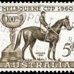 AUSTRALIA - CIRCA 1960 Winner — Stock Photo #15487923