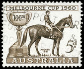 AUSTRALIA - CIRCA 1960 Winner — Stock Photo