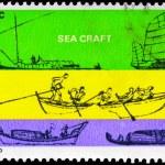 Постер, плакат: AUSTRALIA CIRCA 1970 Sea Craft