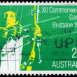 Stock Photo: AUSTRALI- CIRC1982 Archery