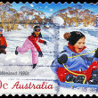 AUSTRALIA - CIRCA 2010 Children — Stock Photo