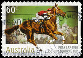 AUSTRALIA - CIRCA 2010 Phar Lap — Stock Photo