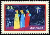 AUSTRALIA - CIRCA 1998 Magi — Stock Photo
