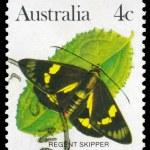Постер, плакат: AUSTRALIA CIRCA 1983 Regent Skipper