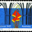 Stock Photo: AUSTRALI- CIRC1967 Gothic Arches