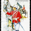 AUSTRALIA - CIRCA 1985 Cavalry - Stock Photo
