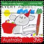 AUSTRALIA - CIRCA 1988 Koala — Stock Photo #16296297