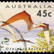 AUSTRALIA - CIRCA 1993 Ornithocheirus - Stock Photo