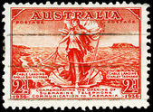 AUSTRALIA - CIRCA 1936 Amphitrite — Stock Photo