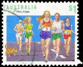Australie - circa 1990 en cours d'exécution — Photo