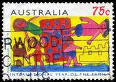AUSTRALIA - CIRCA 1994 Kathryn Teoh — Stock Photo