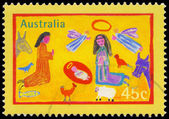 Australia - intorno al presepe 1998 — Foto Stock