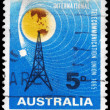 AUSTRALI- CIRC1965 Radio Mast — Stock Photo #18915233