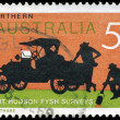 AUSTRALIA - CIRCA 1969 Old Truck - Stock Photo