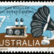 AUSTRALIA - CIRCA 1973 Gramophone — Stock Photo #18915649