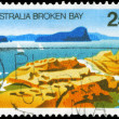 Royalty-Free Stock Photo: AUSTRALIA - CIRCA 1976 Broken Bay