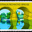 AUSTRALIA - CIRCA 1976 Richmond Bridge — Stock Photo #18915811