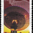 AUSTRALIA - CIRCA 1986 Radio Telescope — Stock Photo