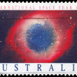 Stock Photo: AUSTRALI- CIRC1992 Helix Nebula