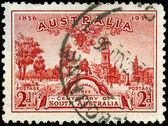 AUSTRALIA - CIRCA 1936 Adelaide — Stock Photo
