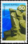 AUSTRALIA - CIRCA 1976 Mount Buffalo — Stock Photo