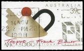 澳大利亚-大约 1988年茶壶 — 图库照片